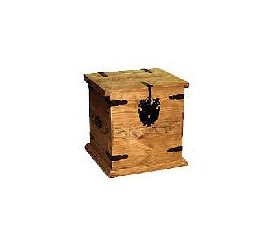 Cheap Artisan Home Furniture La Hacienda Storage End Table (LHR5END)