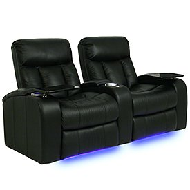 Best deal seatcraft signature theater seating recline cecedsfgavsb Home theater furniture amazon