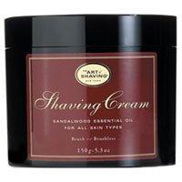 The Art Of Shaving Shaving Cream - Sandalwood 5 Oz by The Art of Shaving