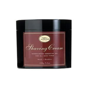 The Art of Shaving Shaving Cream - Sandalwood 5 Oz