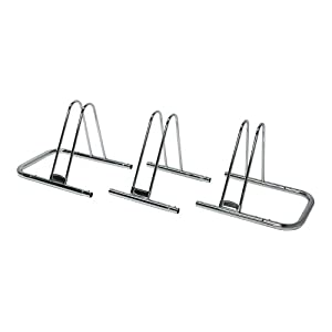 Click to buy Outdoor Bicycle Storage: SpareHand Triple Bike Parking Standfrom Amazon!
