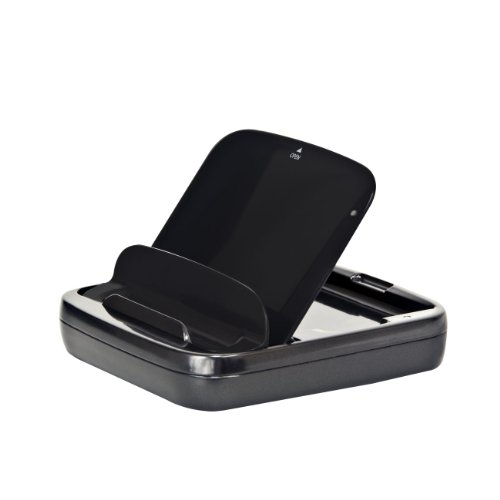 Samsung Galaxy S3 Stand and Spare Battery Charger (2100mAh Battery Included)