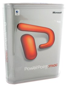 Microsoft PowerPoint 2004 (Mac) [Old Version]