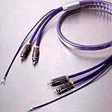 オーディオクラフト RCAケーブル 1.0m(ペア) EX-100