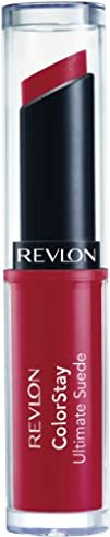 Revlon Colorstay Ultimate Suede Lipstick Catwalk 0.09 Ounce