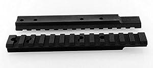 Evolution Gun Works HD Remington 4, 6, 7400, 7600, 750, Weaver 93, Benelli Auto Scope Mount 80210