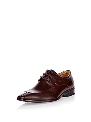GOOR Zapatos derby (Marrón Oscuro)