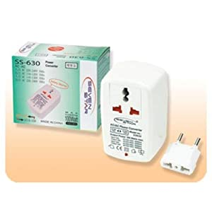 Click to read our review of Travel Power Converter for France!