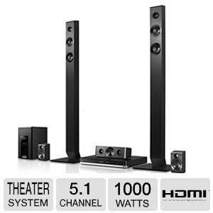 Panasonic SC-BTT466 Home Theater Photo