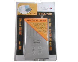 Initial ITM-700 Plug-in TV Tuner for Portable DVD Players