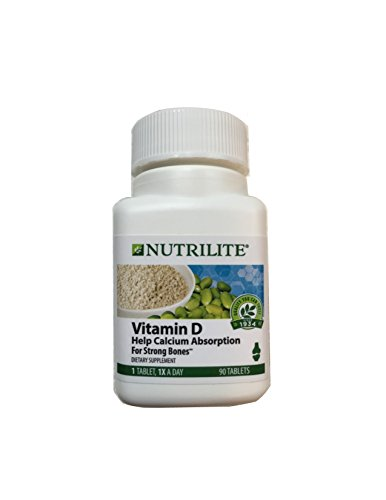 Nutrilite Vitamin D (Nutrilite Amway Vitamin compare prices)