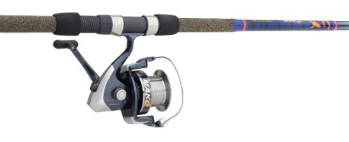 South Bend 2 Piece Mako Surf Combo