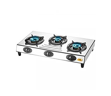 Bajaj CX9 Gas Cooktop (3 Burner)