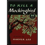 To Kill a Mockingbird: 50th Anniversary Edition [Deckle Edge] [Hardcover]