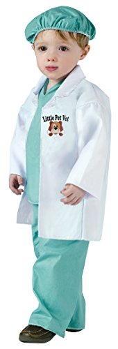 Fun World Costumes Baby's Little Pet Vet Toddler Costume