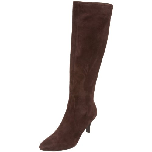 Rockport Women's Cc Plain High Boot Dark Brown Heels K54083 6 UK
