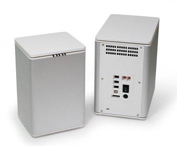 Onnto DataTale 2-Bay FireWire 800, eSATA, USB RAID Enclosure