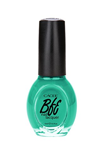 Air Force Blue Opaque Nail Polish, Anita, Professional Color Lacquer by Cacee 449 0.5oz (Air Force Top Coat compare prices)
