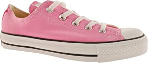 Converse Chuck Taylor All Star Lo Top Pink Canvas Size 7M