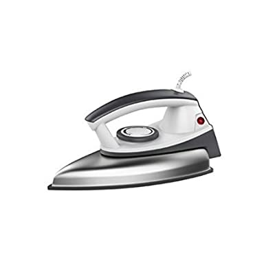 Usha Light Weight EI 3402 1000-Watt Dry Iron (GREY)