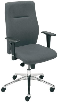 FAUTEUIL MANAGER ORLANDO GRIS
