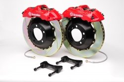 Brembo 1M2.8041A2 GT Big Brake Kit Front Slotted Pontiac G8 08-09