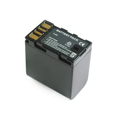 SterlingTek's POWWER JVC GZ-MG680BEK Camcorder Battery BN-VF823U 3000 mAH