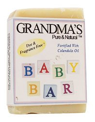 Grandma's Baby Soap Bar 4 oz
