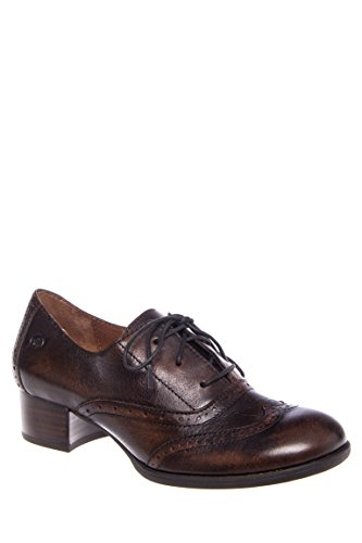 Naleigh Low Heel Oxford Shoe