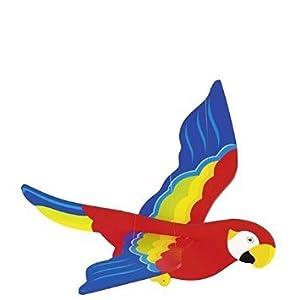 Amazon.com: goki Papagei klein, Schwingtier by Goki: Toys & Games