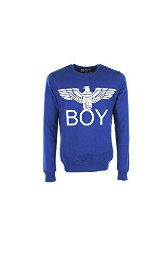 Boy London BL352 Felpa Uomo Blu S