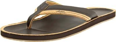Volcom Men's Grinds Flip Flop