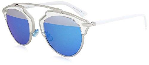 Christian-Dior-Womens-Soreal-L187R-Sunglasses-GunmetalWhite-Frame