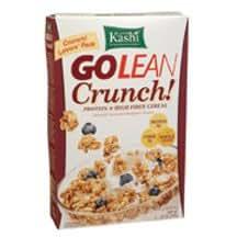 Amazon.com: Kashi Golean Crunch! Protein & High Fiber Cereal, 25 oz: