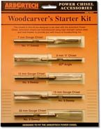 POWER CHISEL STARTER KIT 5PK