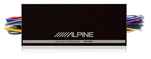 Alpine Ktp-445U 4-Channel Power Pack Amplifier