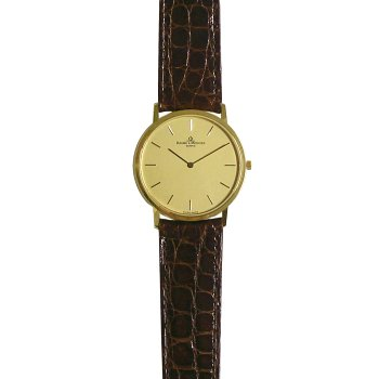 Baume & Mercier Baume Mercier 18k Solid Gold Men's Watch
