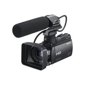 Sony HXR-MC50U - Camcorder - High Definition - professional - widescreen - 6.6 Mpix - optical zoom: 10 x - supported memory: SD, MS PRO Duo, SDHC - flash card