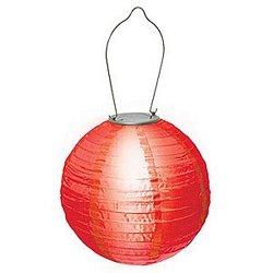 Soji Solar Lantern - Red
