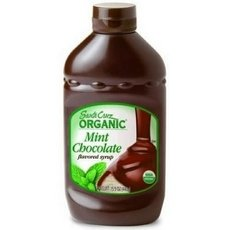 Bulk Save Santa Cruz Organic Mint Chocolate Syrup 12 to 48 packs each 15.5Oz гель lavera sos blemish control organic mint zinc