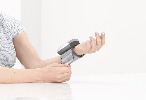 Sanitas SBC 21 - Handgelenk-Blutdruckmessgerät, grau - 2