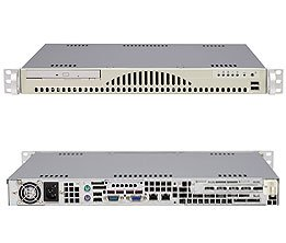 Supermicro A+ Server 1011S-MR2B Barebone System AS-1011S-MR2B