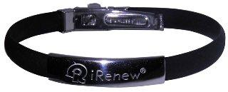 iRenew Energy Bracelet – Black