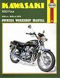 Kawasaki Z650 Z650B1 KZ650 650 Four 1976-1978 Haynes Manual