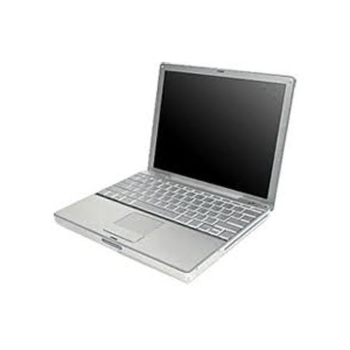 Apple PowerBook Laptop 12.1 M9007LL/A (1.0-GHz PowerPC G4, 256 MB RAM, 40 GB Hard Drive, DVD/CD-RW Combo Drive)