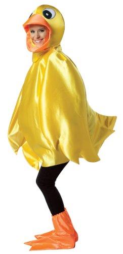 Rasta Imposta Ducky Adult, Yellow, One Size