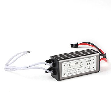 Zcl Water Resistance 1-3W Led Constant Current Source Power Supply Driver (90-265V)
