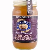 Lundberg Sweet Dreams Brown Rice Syrup -- 21 fl oz by Lundberg