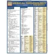 Medical Terminology: The Basics: Laminate Reference Chart