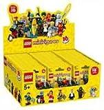#6: Lego Mini Figures, Multi Color